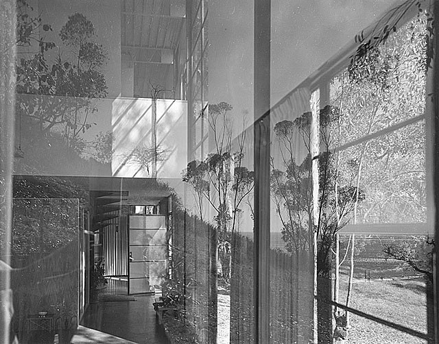 gallery of ad classics eames house charles and ray eames 14. Black Bedroom Furniture Sets. Home Design Ideas