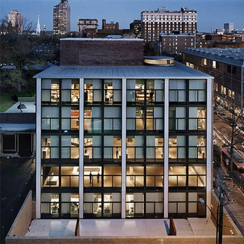 AD Classics: Yale University Art Gallery / Louis Kahn ...
