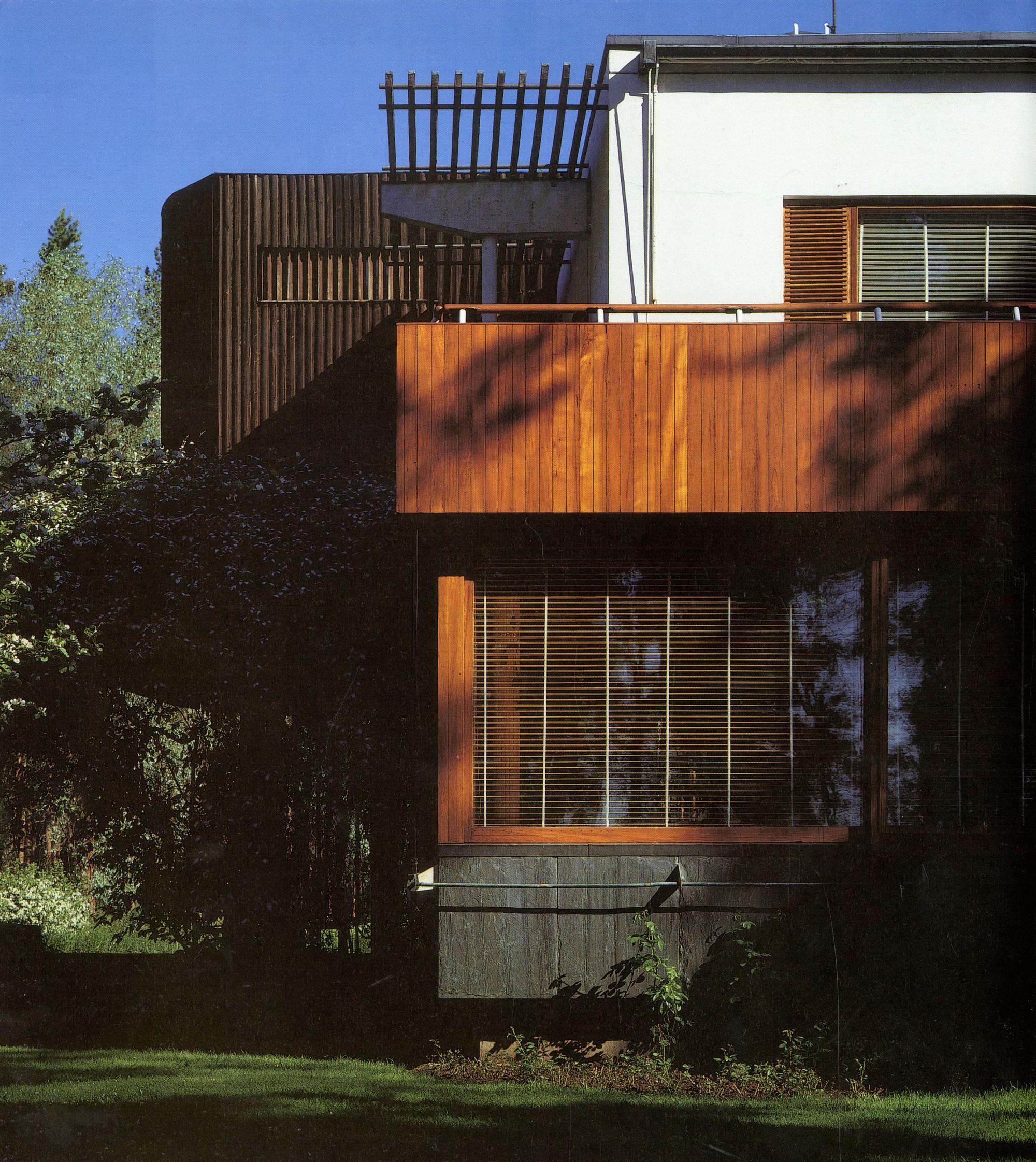 Alvar Aalto and Material SeymAkcan