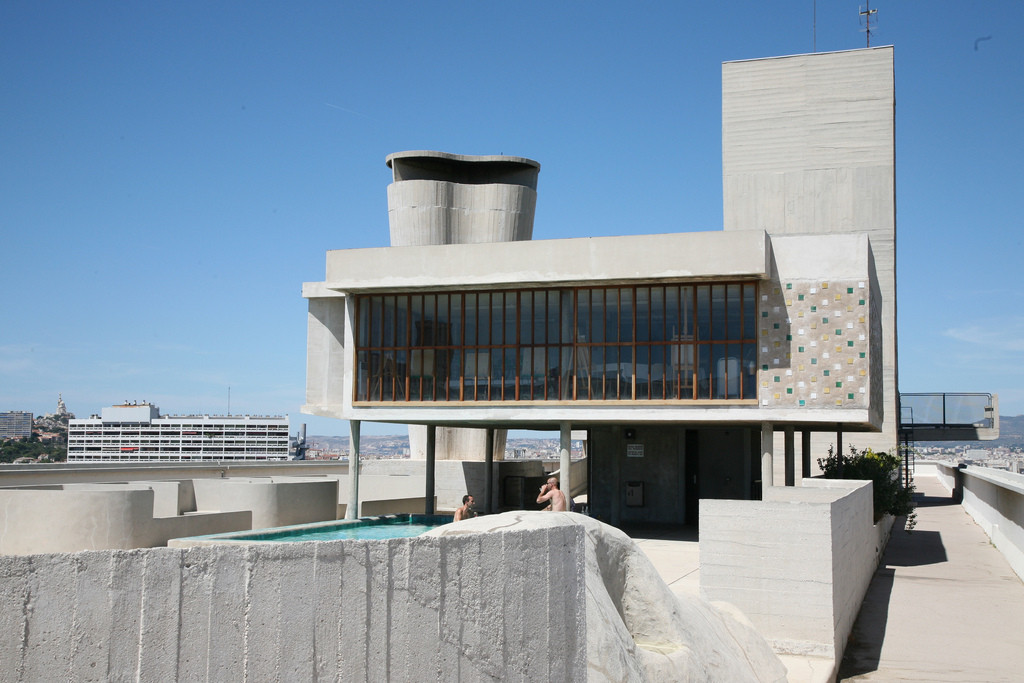 Gallery of ad classics unite d 39 habitation le corbusier 11 - Unite d habitation dimensions ...