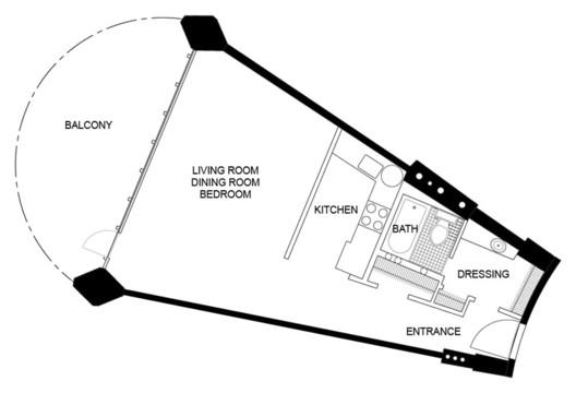 Studio Plan