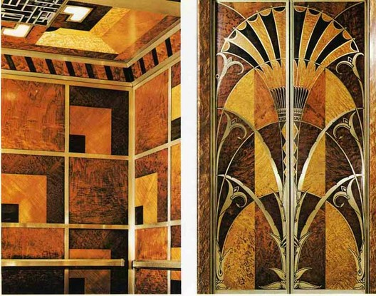 Ad classics chrysler building william van alen archdaily for Chrysler building wall mural
