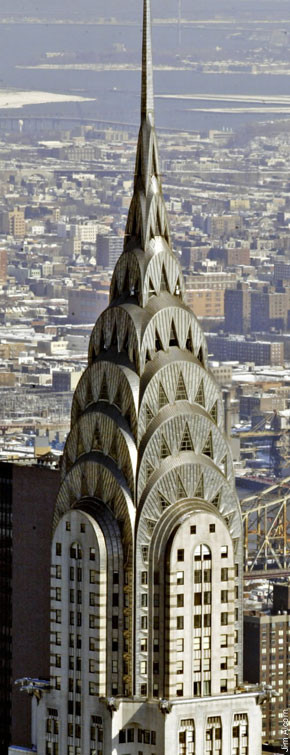 AD Classics: Chrysler Building / William Van Alen, © Wikimedia Commons