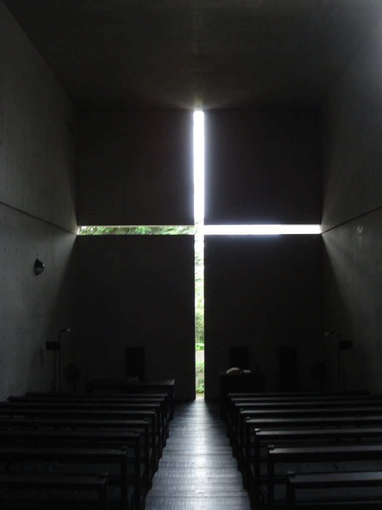 AD Classics: Church of the Light / Tadao Ando, © Naoya Fujii