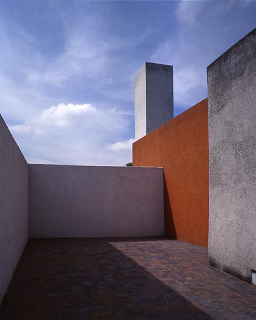 AD Classics: Casa Barragan / Luis Barragan, © Casa Luis Barragan