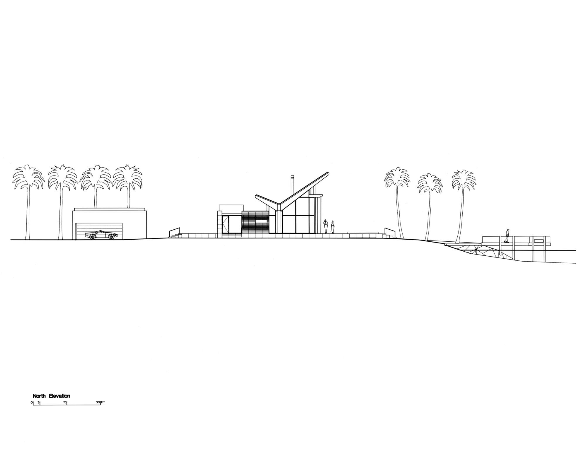 Gallery of AD Classics: Neugebauer House / Richard Meier & Partners ...