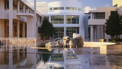 AD Classics: Getty Center / Richard Meier & Partners, Architects LLP