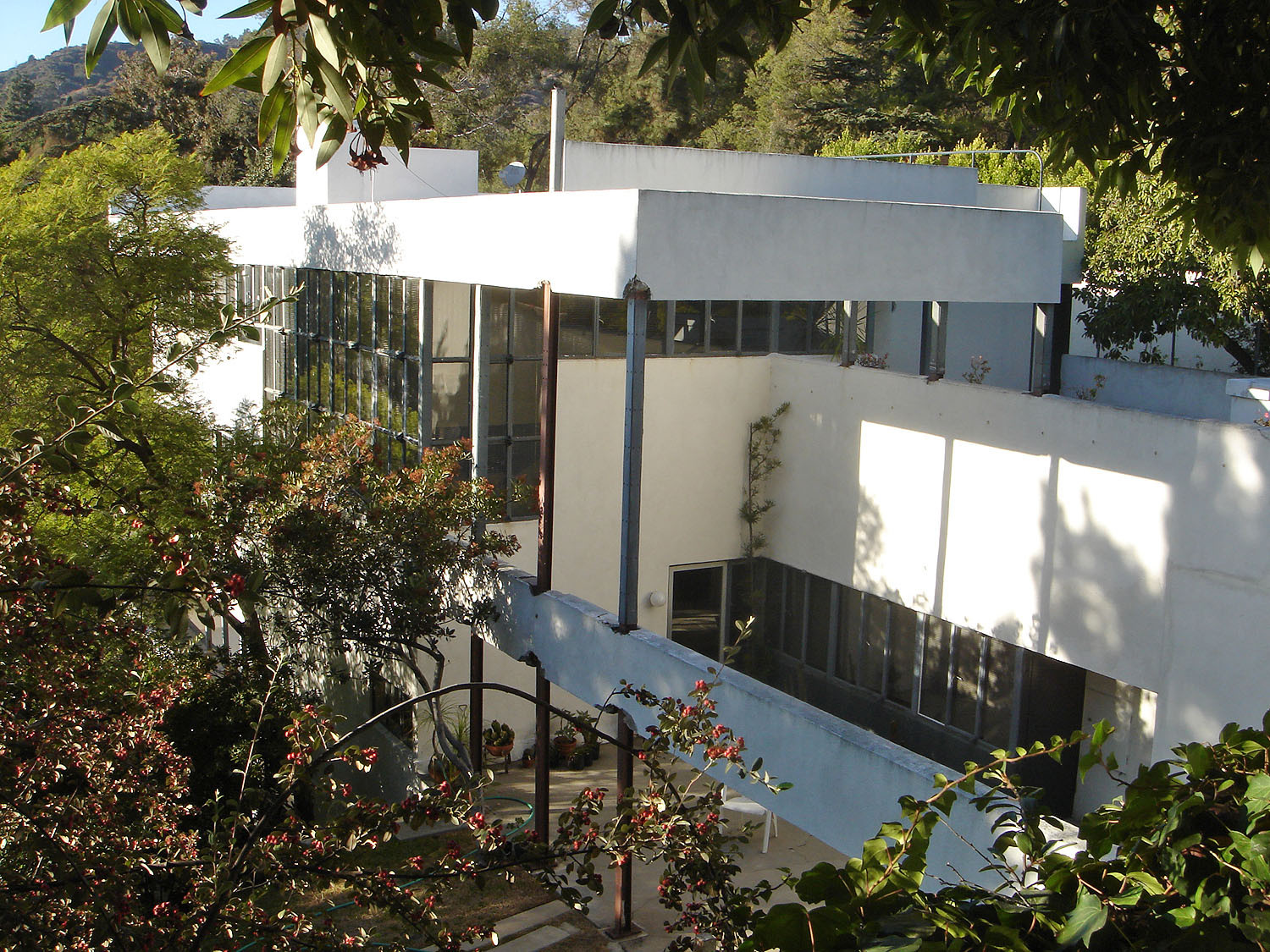 AD Classics: Lovell House / Richard Neutra, © wikimedia commons