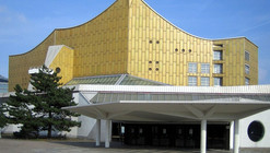 AD Classics: Berlin Philharmonic / Hans Scharoun