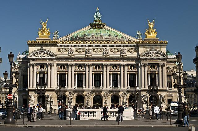 AD Classics: Paris Opera / Charles Garnier, © Wikimedia Commons