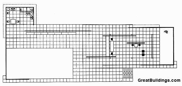 gallery of ad classics barcelona pavilion mies van der rohe 5. Black Bedroom Furniture Sets. Home Design Ideas