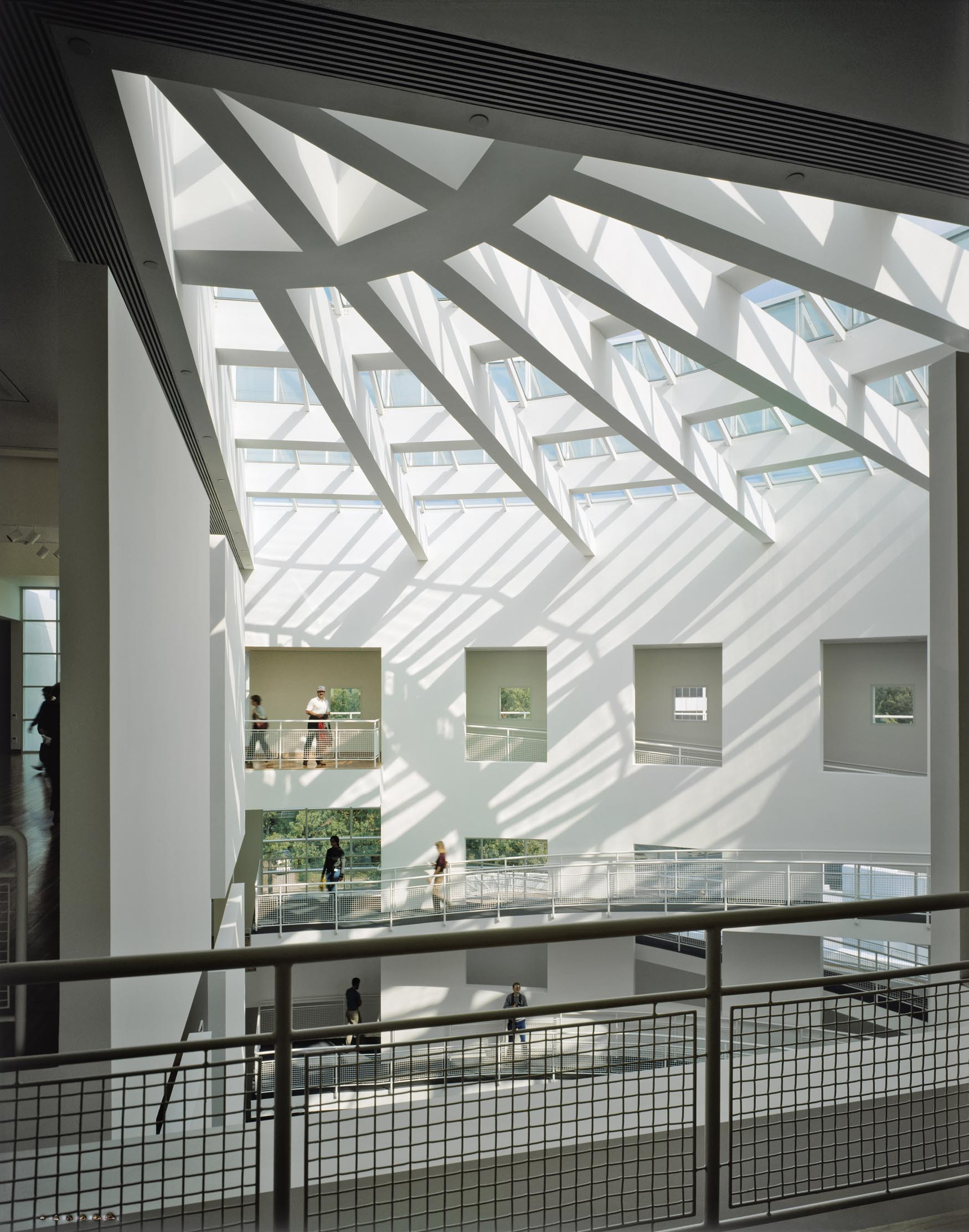 Gallery of ad classics high museum of art richard meier for Ad architects