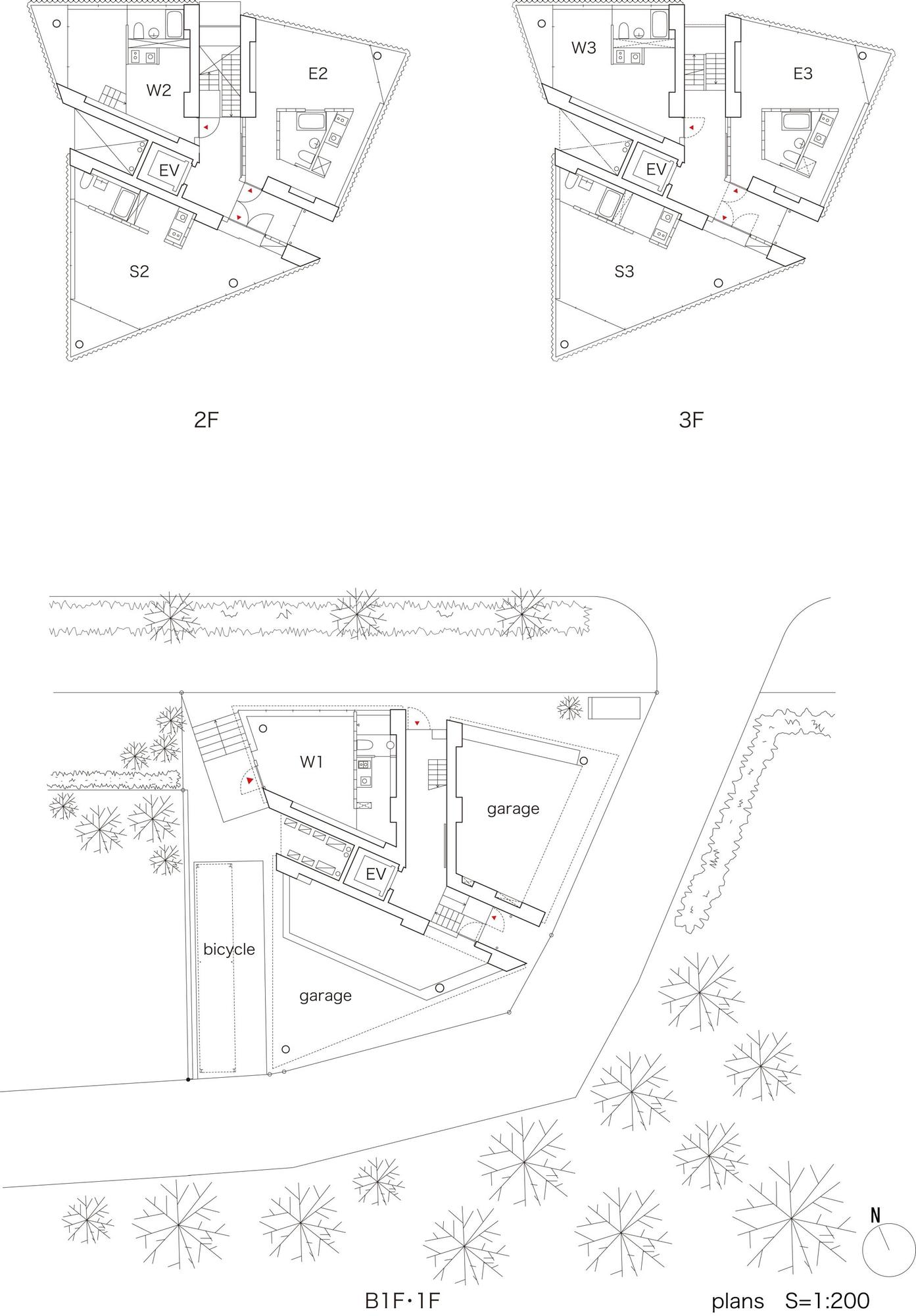 Clover House / Toru Kudo + architecture WORKSHOP