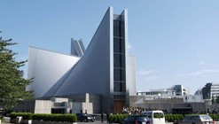 AD Classics: St. Mary Cathedral / Kenzo Tange