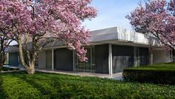 AD Classics: Miller House and Garden / Eero Saarinen