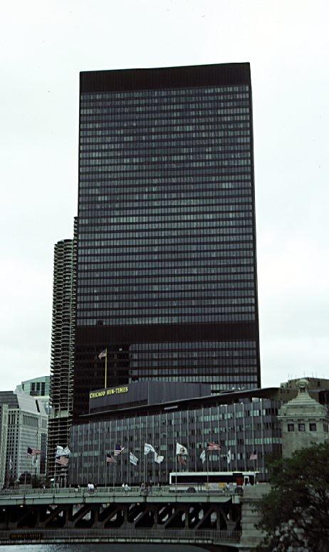 AD Classics: IBM Building / Ludwig Mies van der Rohe, © Jeffery Howe