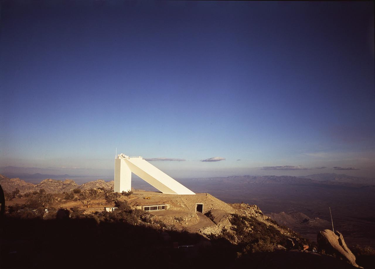 Gallery of AD Classics: McMath-Pierce Solar Telescope ...