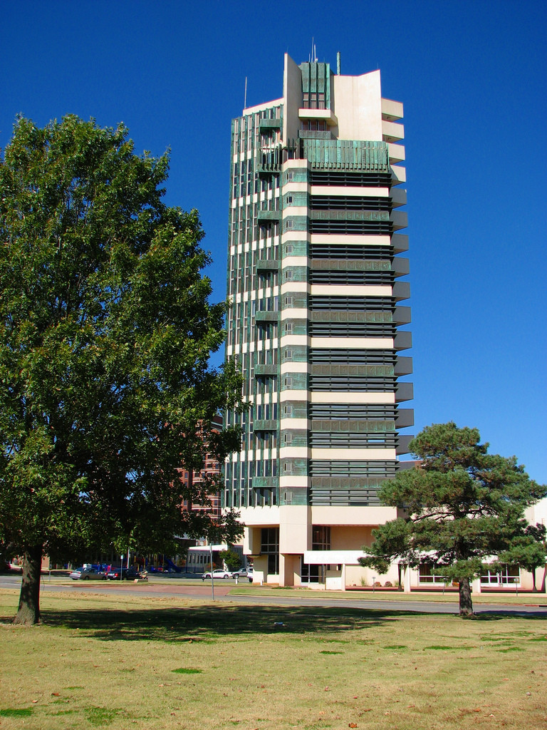 Gallery of AD Classics: Price Tower / Frank Lloyd Wright - 8