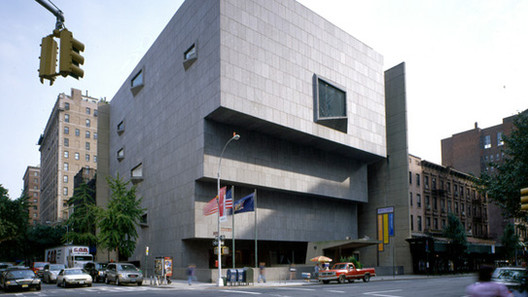 AD Classics: Whitney Museum / Marcel Breuer, © Wikimedia Commons