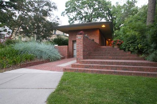 AD Classics: Willey House / Frank Lloyd Wright, Courtesy of Willey House Website