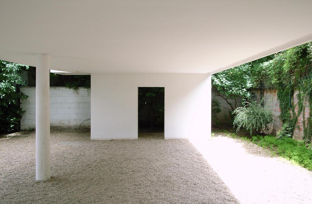 Gallery of ad classics villa roche le corbusier 8 - Villa la roche corbusier ...