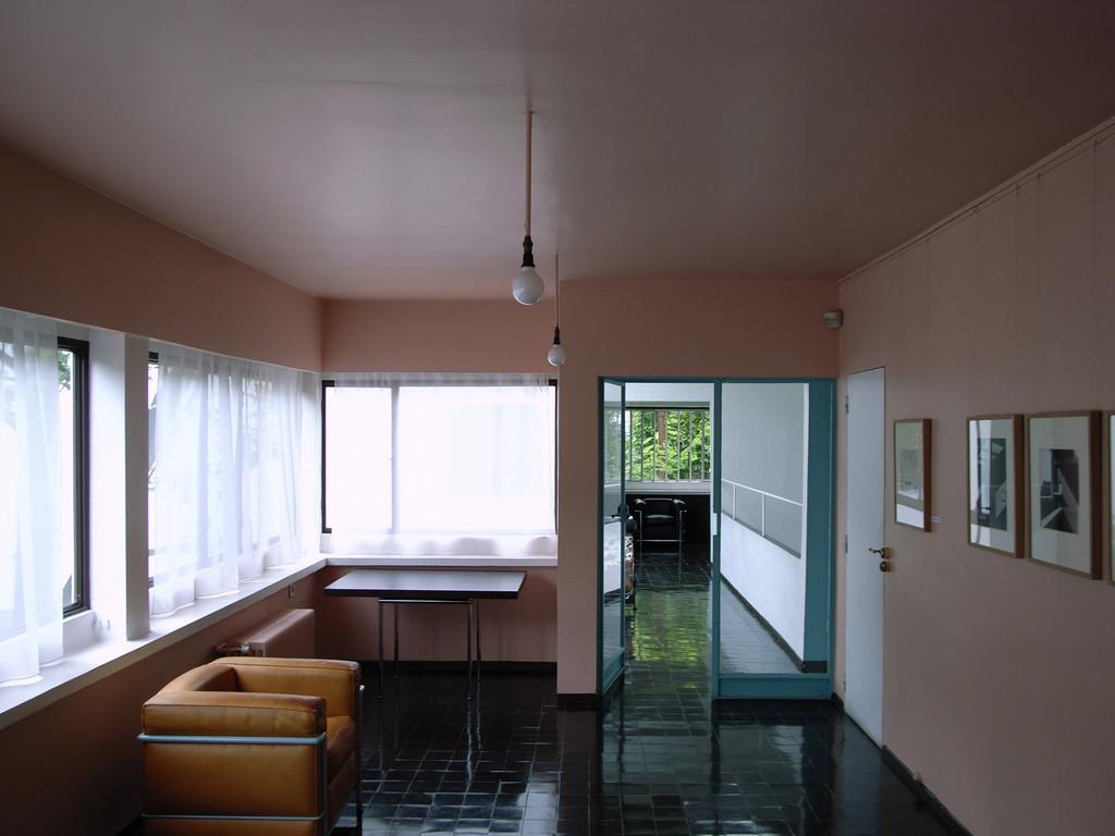 Gallery of ad classics villa roche le corbusier 15 - Villa la roche corbusier ...