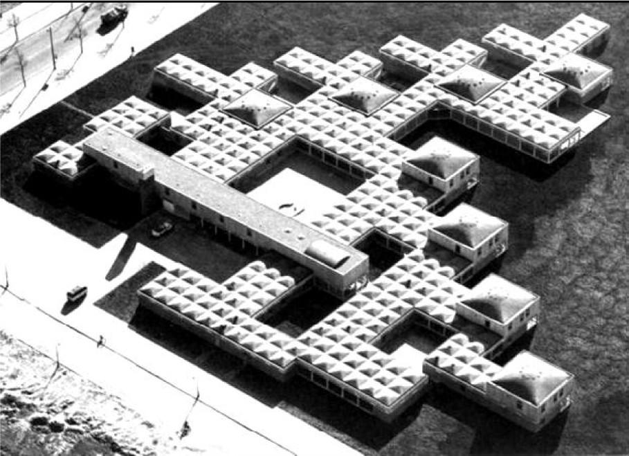 AD Classics: AD Classics: Amsterdam Orphanage / Aldo van Eyck, © CCA Mellon Lectures
