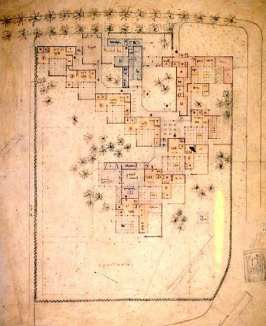 Sketch of Plan