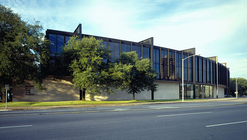 AD Classics: The Museum of Fine Arts Houston / Ludwig Mies van der Rohe
