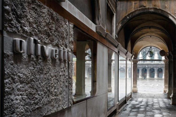 AD Classics: Olivetti Showroom / Carlo Scarpa, © ORCH_chemollo