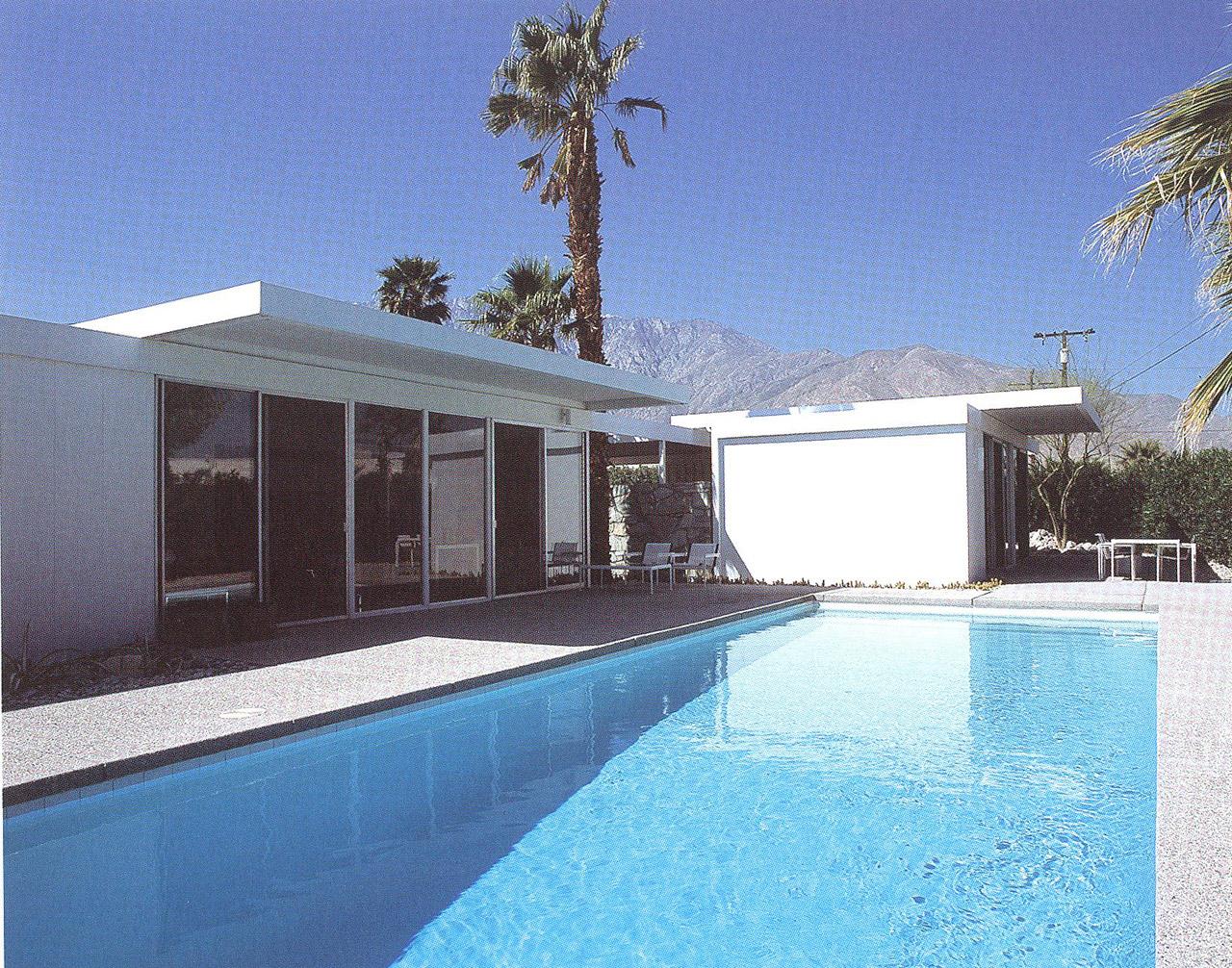 AD Classics: Steel Pre-Fab Houses / Donald Wexler, © Juergen Nogai