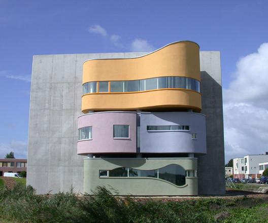 AD Classics: Wall House 2 / John Hejduk, Thomas Muller/van Raimann Architekten & Otonomo Architecten, © Liao Yusheng