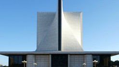 AD Classics: The Cathedral of St. Mary of the Assumption / Pietro Belluschi and Pier-Luigi Nervi
