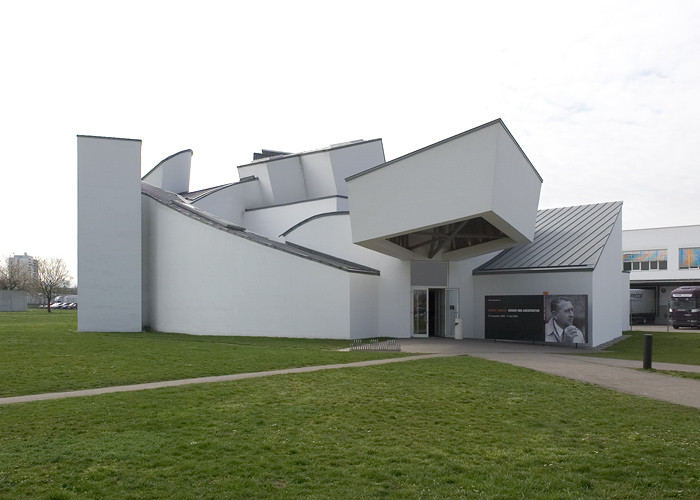 AD Classics: Vitra Design Museum and Factory / Frank Gehry, © Liao Yusheng