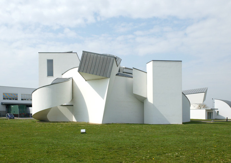 AD Classics: Vitra Design Museum / Gehry Partners, © Liao Yusheng