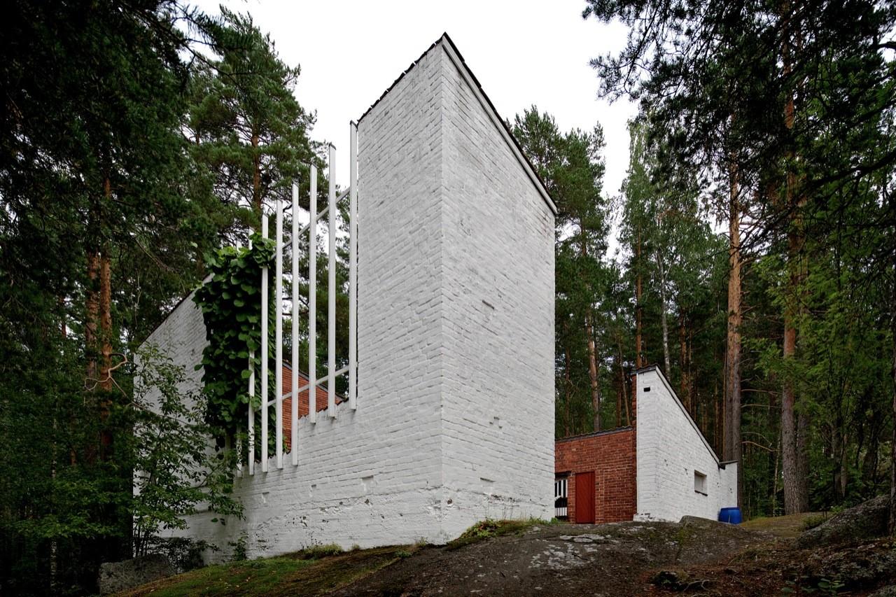 AD Classics: Muuratsalo Experimental House / Alvar Aalto, © Nico Saieh