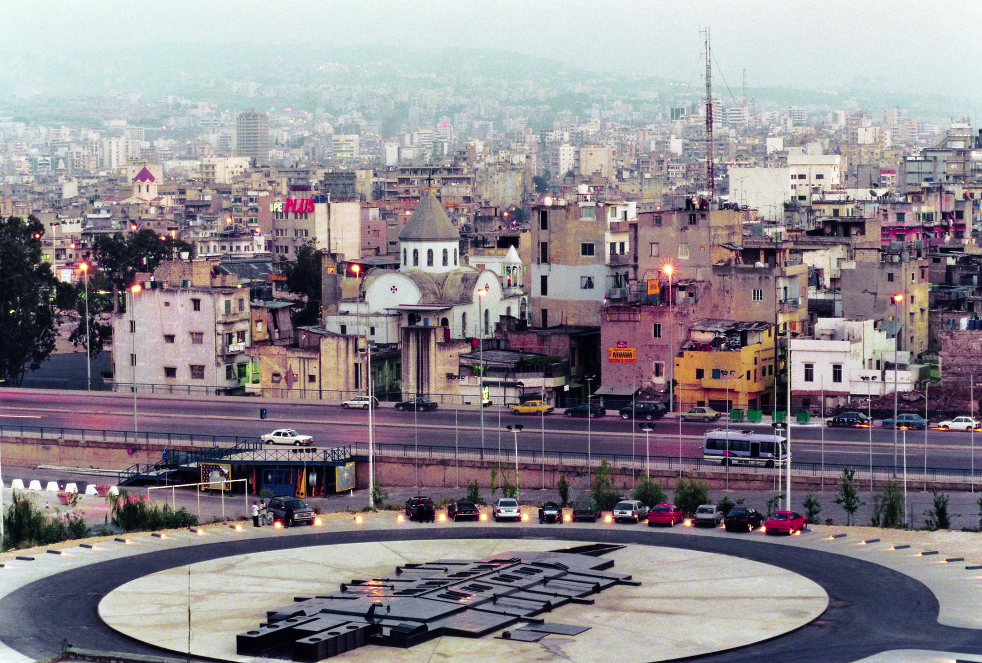 Flashback: B 018 / Bernard Khoury Architects, © Bernard Khoury Architects