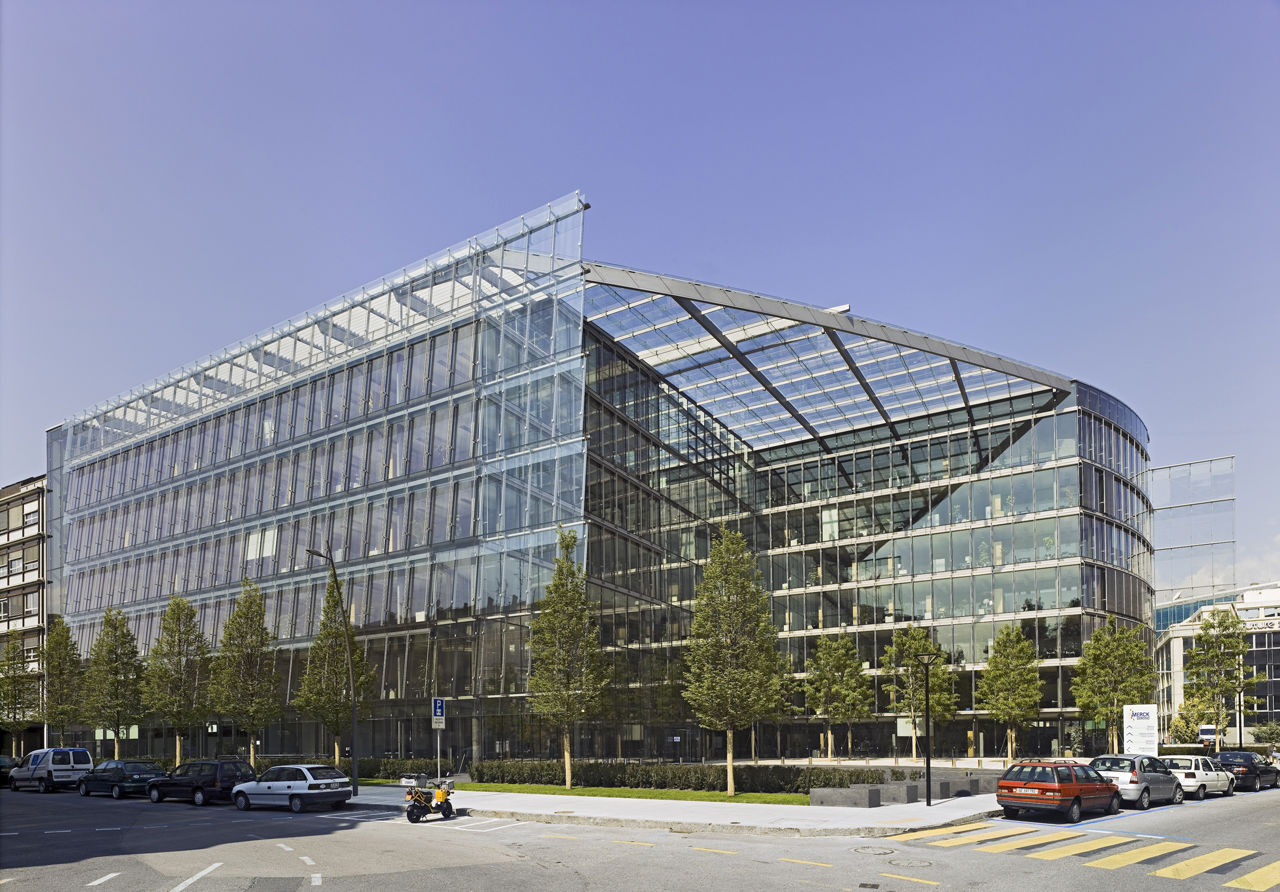 Flashback: Merck Sereno Headquarters / Murphy Jahn