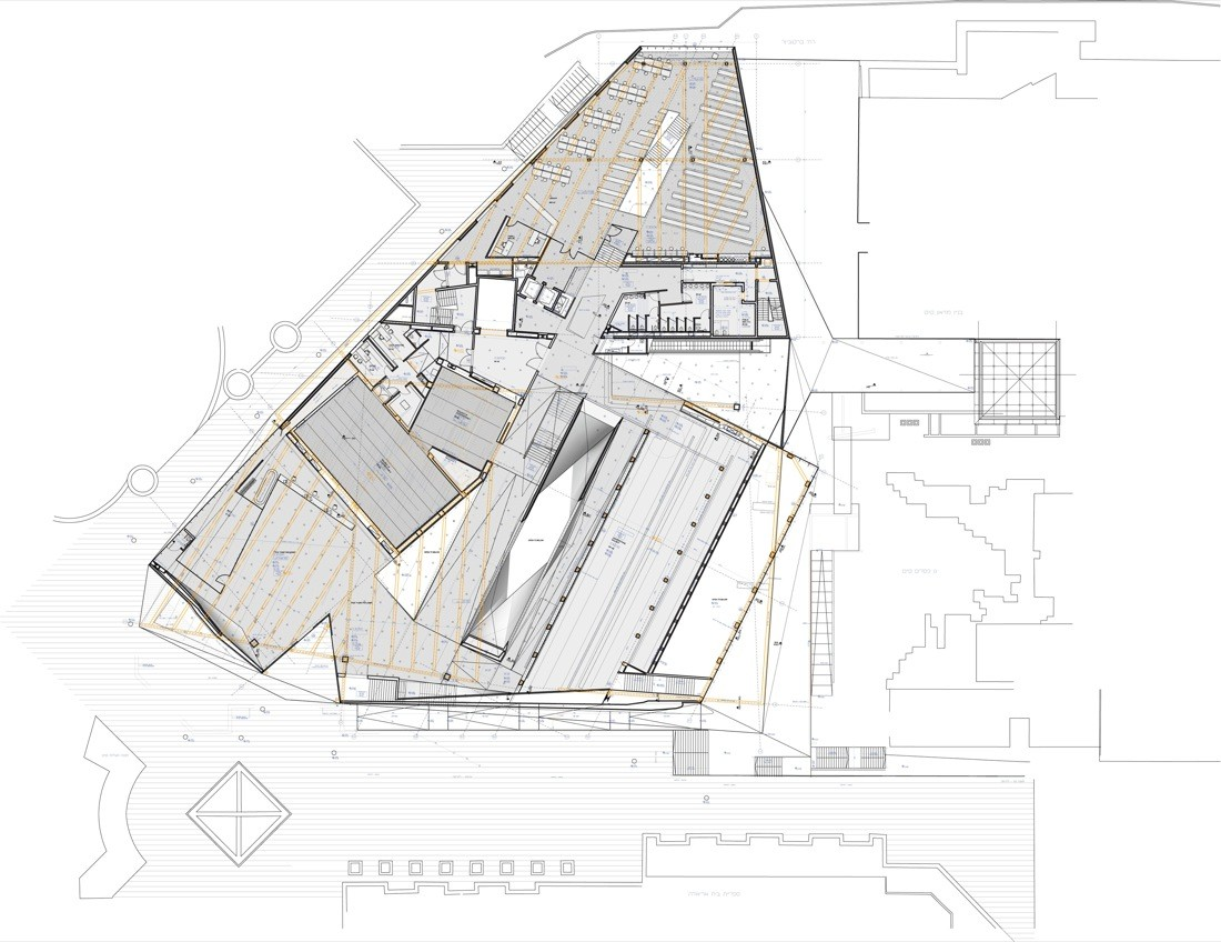 gallery architecture plan - photo #20