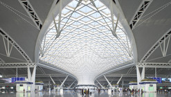 Guangzhou South Railway Station / TFP Farrells