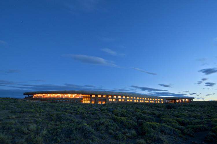 Hotel Tierra Patagonia / Cazu Zegers Arquitectura, Cortesía de Cazú Zegers