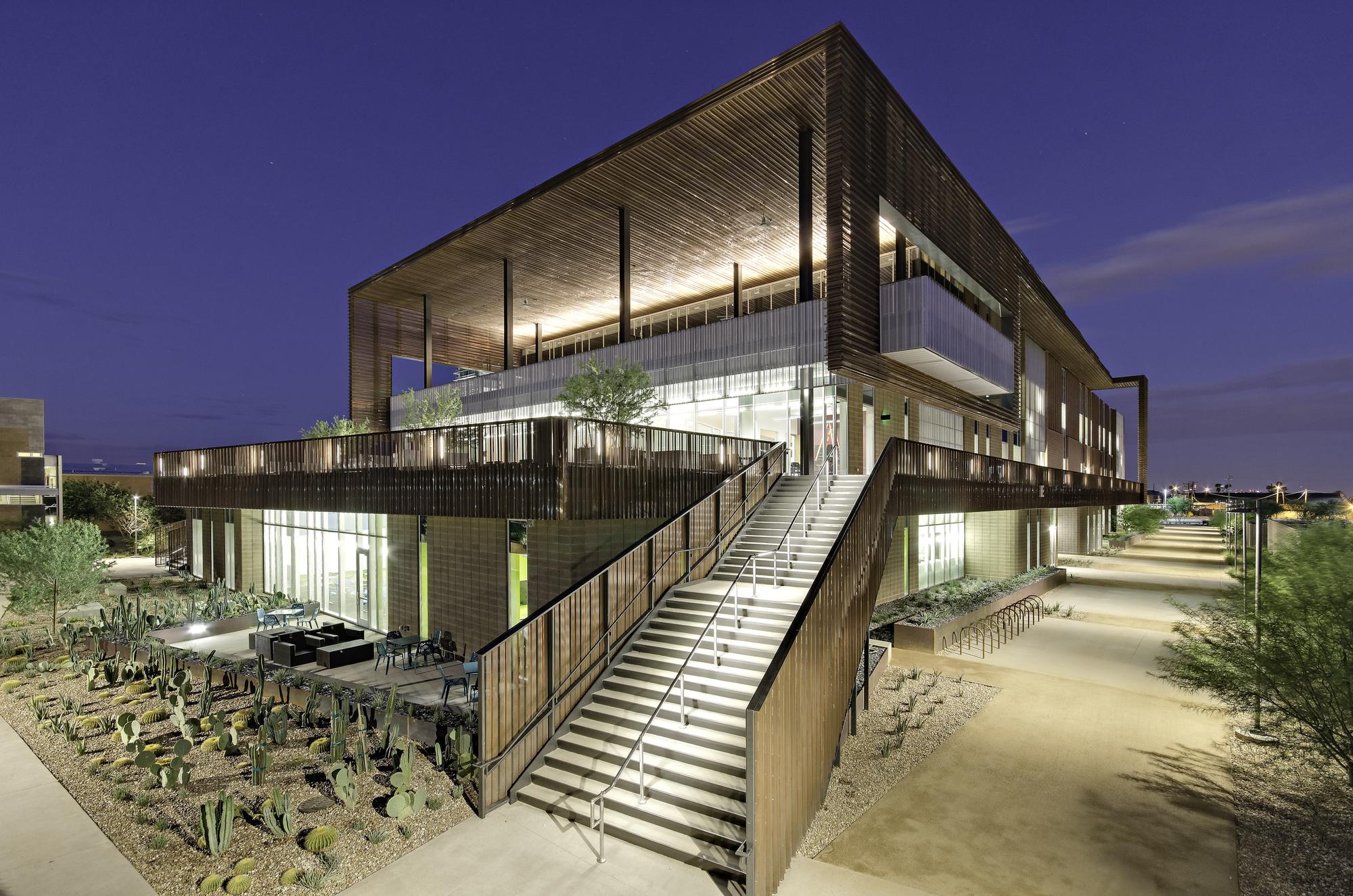 GateWay Community College / SmithGroup JJR
