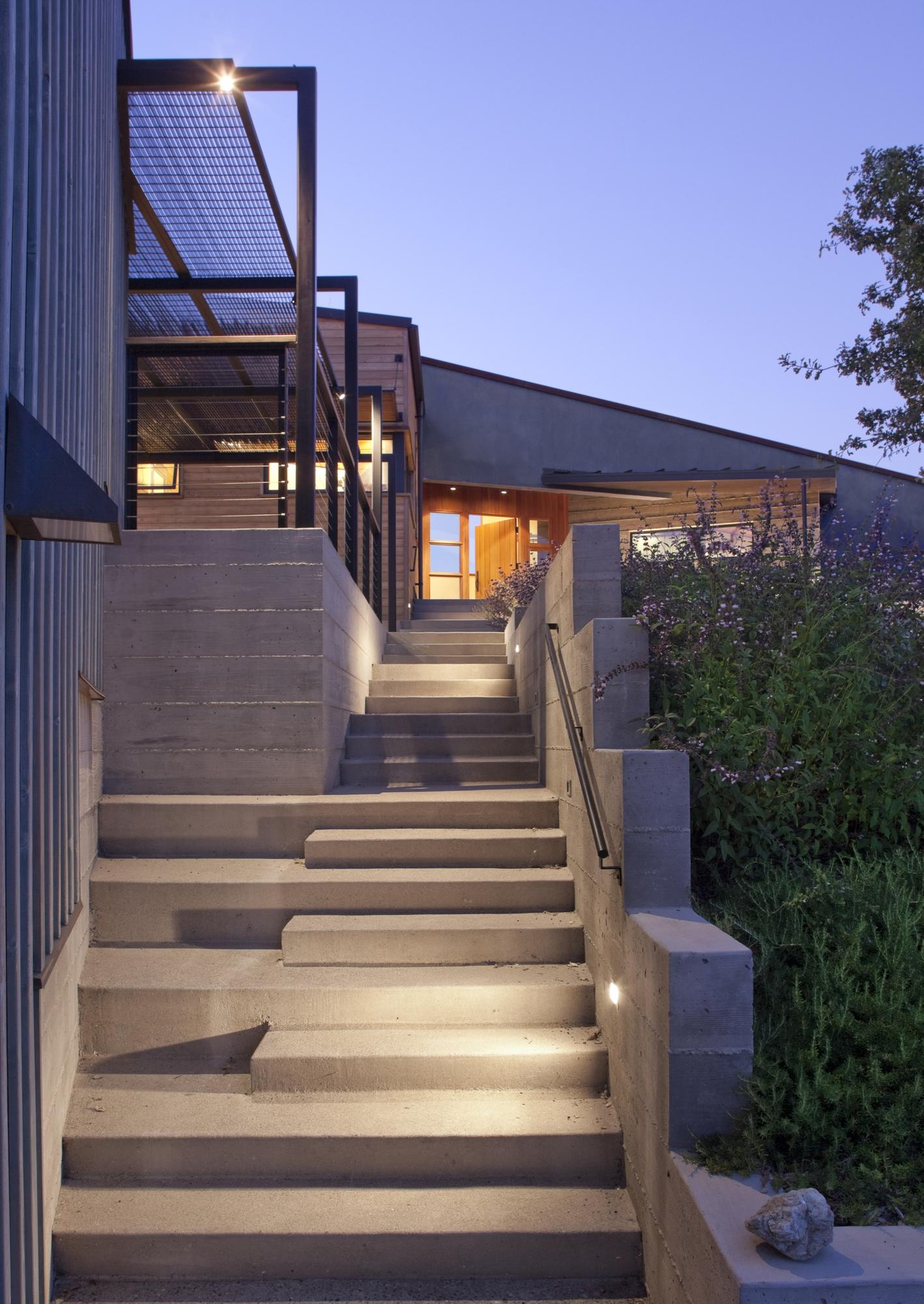 Gallery Of Santa Ynez House Fernau Hartman Architects 2