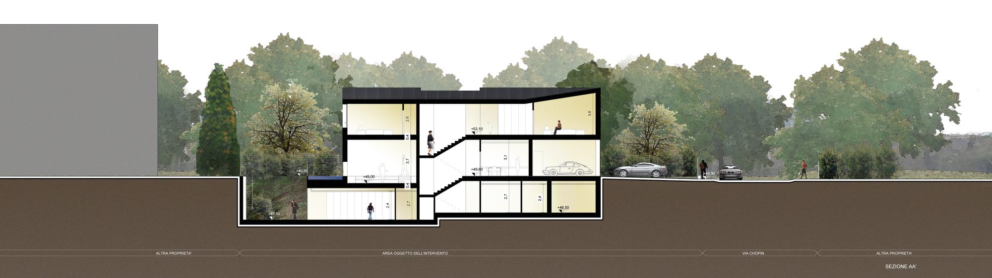 Gallery of casa di sassuolo enrico iascone architetti 22 for Case di architetti