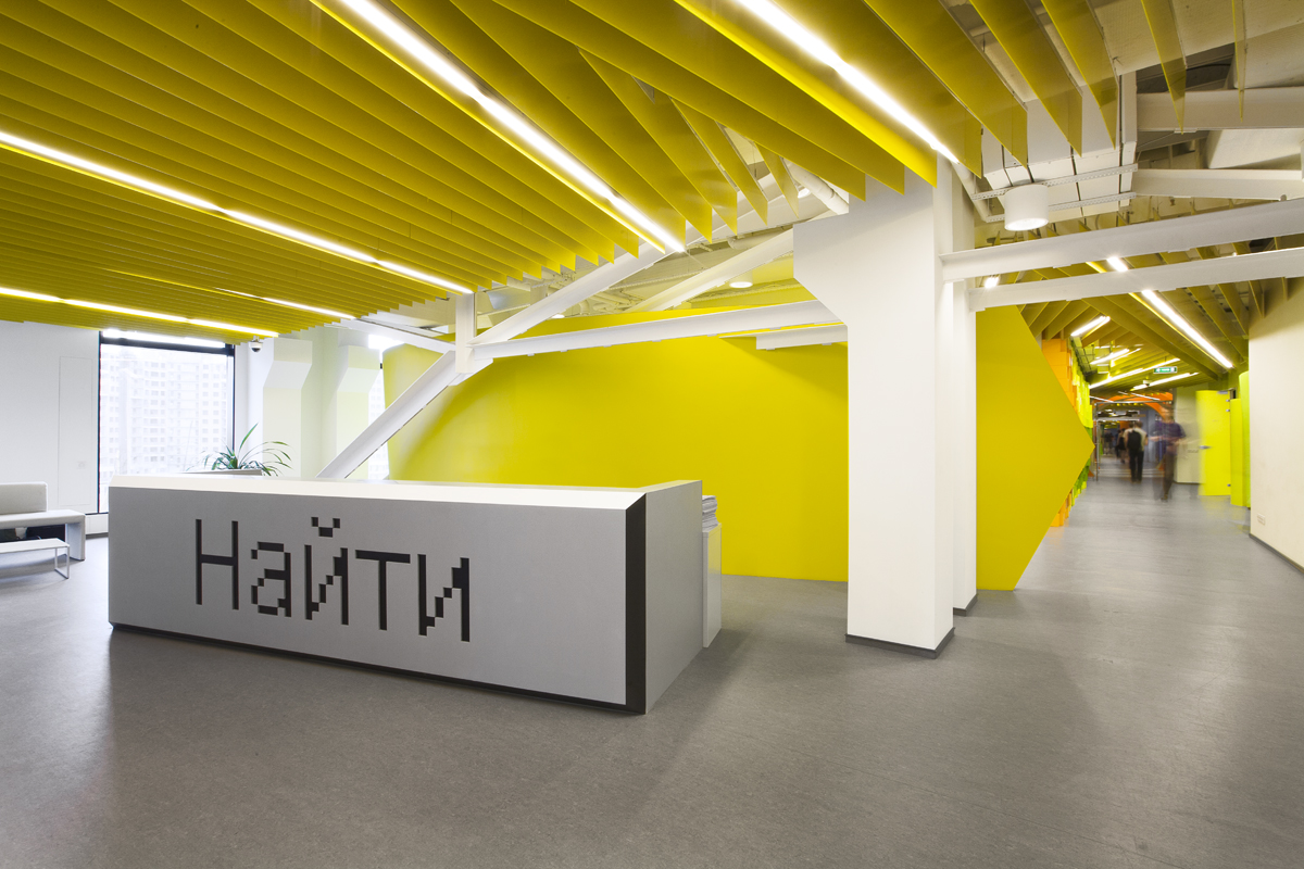 Yandex Saint Petersburg Office II / za bor architects, © Peter Zaytsev