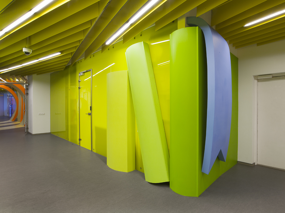 Yandex Saint Petersburg Office II / za bor architects