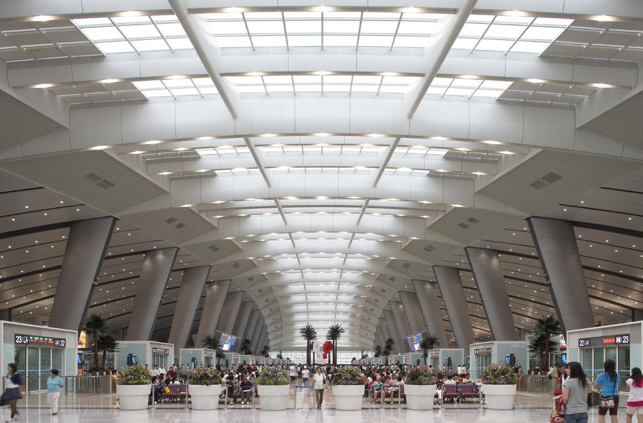 Beijing South Station / TFP Farrells