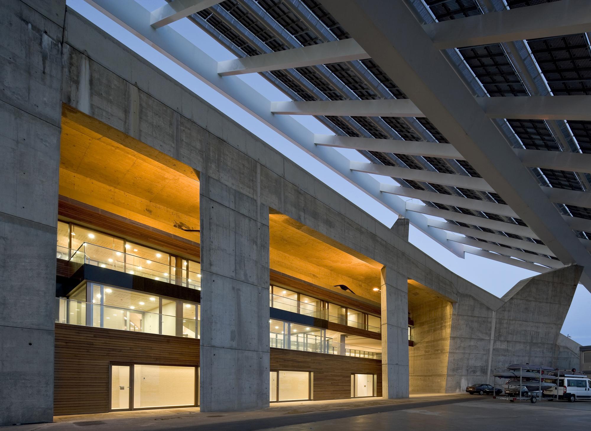 Car Vela / Mestura Arquitectes, © Pedro Pegenaute