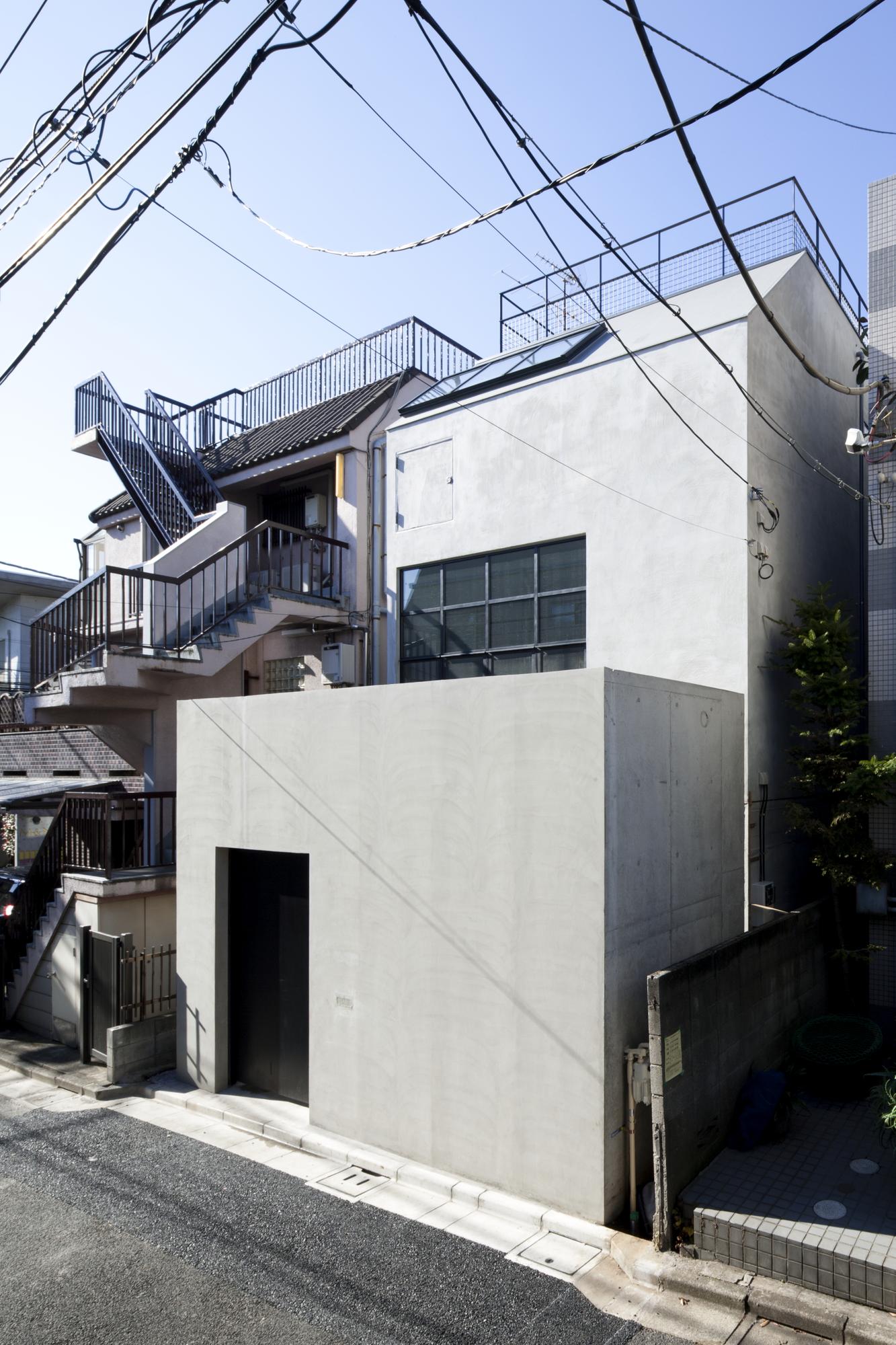 Skate Park House / LEVEL Architects