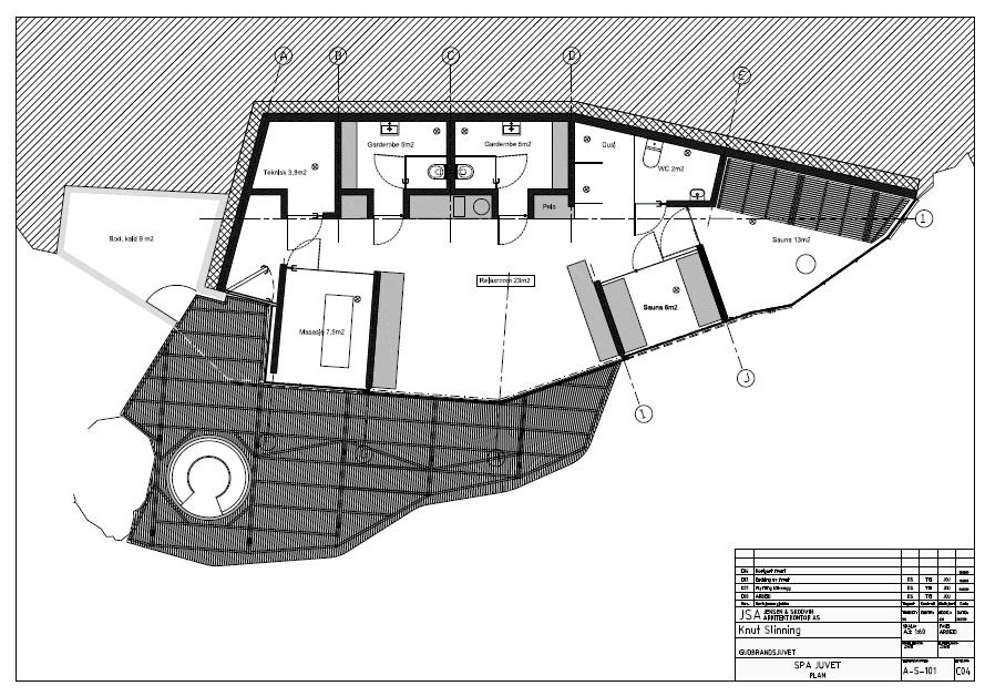 Gallery Of River Sauna Jensen Skodvin Architects 27